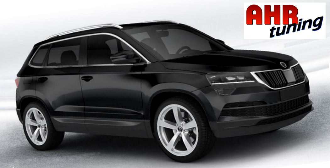 ahr tuning skoda karoq 1 5 tsi 150 ps chiptuning tuning. Black Bedroom Furniture Sets. Home Design Ideas
