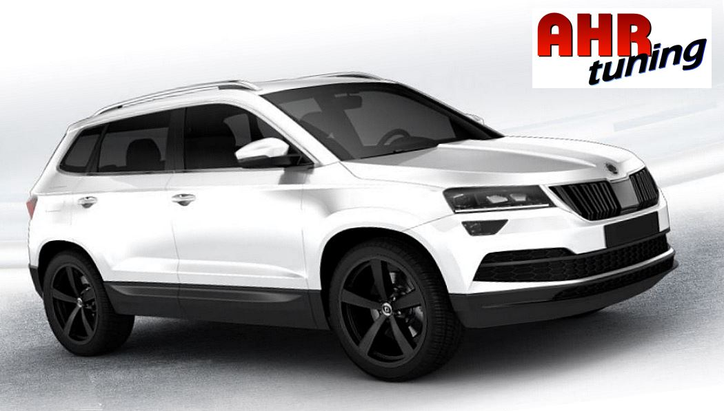 ahr tuning skoda karoq 2 0 tdi 190 ps chiptuning tuning. Black Bedroom Furniture Sets. Home Design Ideas