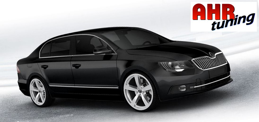 ahr tuning skoda superb 1 8 tsi 160 ps chiptuning tuning. Black Bedroom Furniture Sets. Home Design Ideas