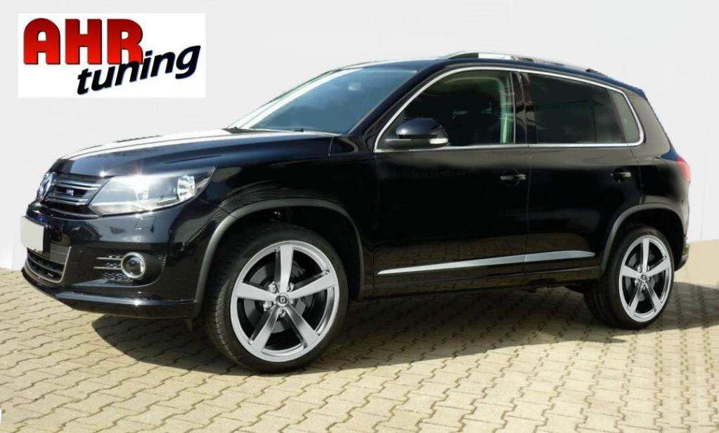 ahr tuning vw tiguan 2 0 tdi 110 ps chiptuning tuning. Black Bedroom Furniture Sets. Home Design Ideas